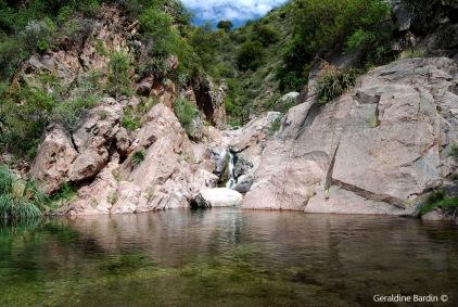 Laguna Cristal en Parque Papagayos