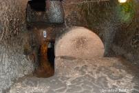 14 underground city - Kapadokya