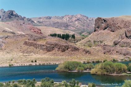 Río Limay, Bariloche