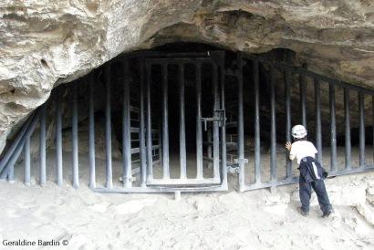Entrada a la Caverna de las Brujas
