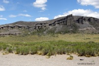 Castillos de Pincheira, Malargüe