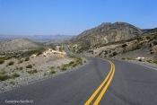 Ruta 40, sur de Mendoza