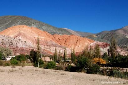 Cerro de los 7 colores. Jujuy
