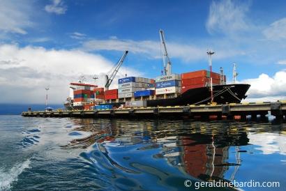 Puerto de Ushuaia