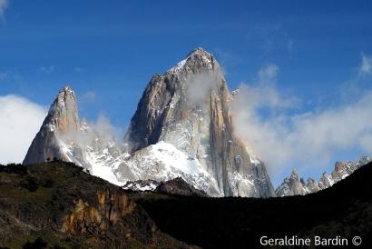 Cerro Fitz Roy. El Chaltén