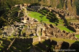 Peru. Machu Picchu