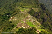 Vista desde el Huayna Picchu