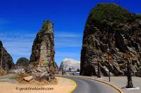 La piedra de la Iglesia, Constitución. Chile