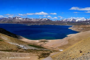 Laguna Maule, Paso Pehuenche, Chile